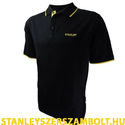 Stanley Fekete Galléros póló  -XL-  (TEXAS)