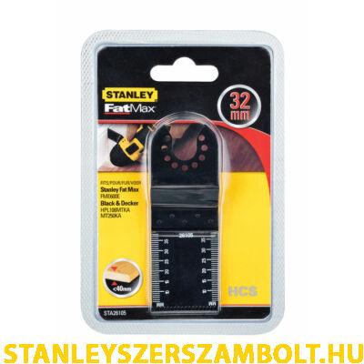 Stanley Multifunkciós készülékhez 32x40mm-es fűrészlap (STA26105)