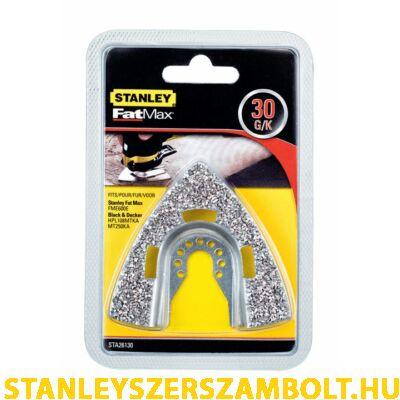 Stanley Multifunkciós készülékhez 73x75mm-es karbid ráspoly (STA26130)