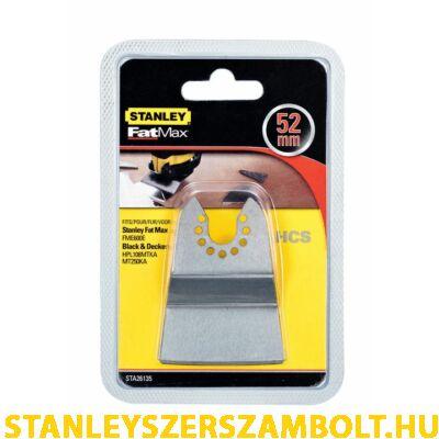 Stanley Multifunkciós készülékhez 52x26mm-es hántolólap (STA26135)
