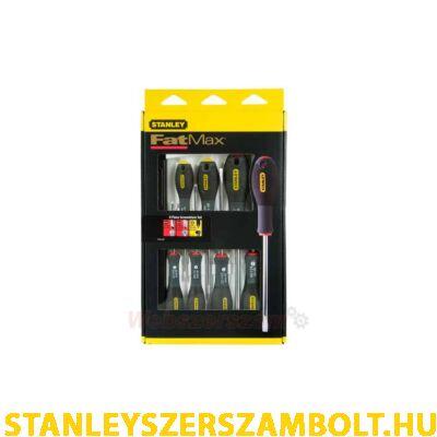 Stanley FatMax 8 Részes csavarhúzó készlet (0-65-437)