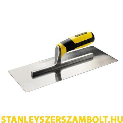 Stanley Rozsdamentes acél simítókanál ívelt 320x130mm (STHT0-05899)
