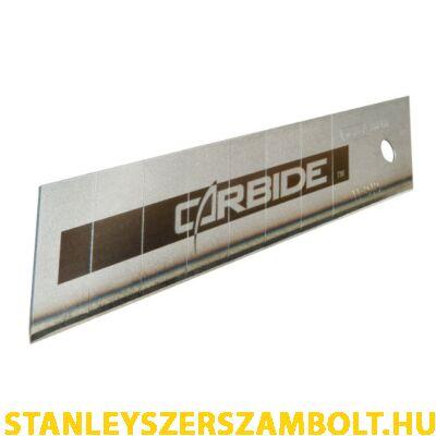 Stanley FatMax karbid tördelhető penge 18mm 10db (STHT2-11818)