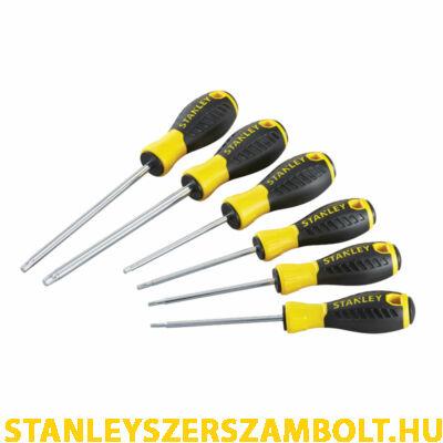 Stanley Essential Torx csavarhúzókészlet 6db-os (STHT0-60214)
