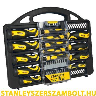 Stanley 34 részes csavarhúzó készlet (STHT0-62141)