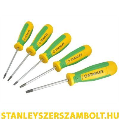 Stanley Magnum Torx csavarhúzó készlet 5 részes (STHT0-62203)