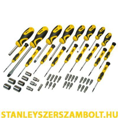 Stanley Multi csavarhúzó készlet 49 részes (STHT0-70886)