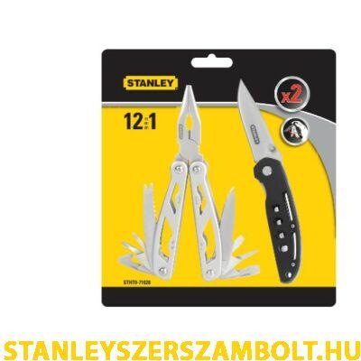 Stanley Multitool+zsebkés (STHT0-71028)