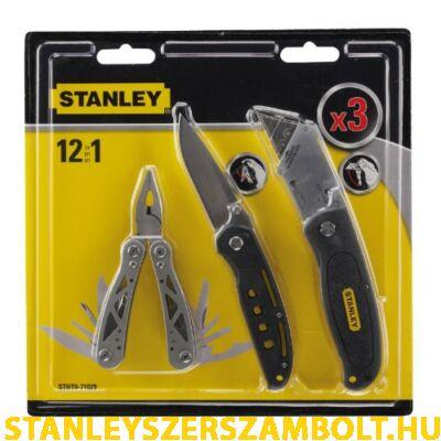 Stanley Multitool+zsebkés (STHT0-71029)
