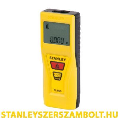 Stanley Lézeres távolságmérő 20méter TLM65 (STHT1-77032)