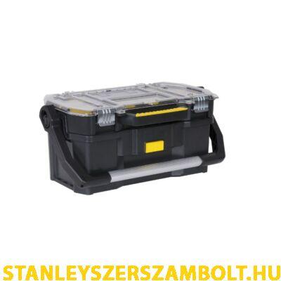 """Stanley Szerszámláda, levehető szortimenterrel 19"""" (STST1-70317)"""