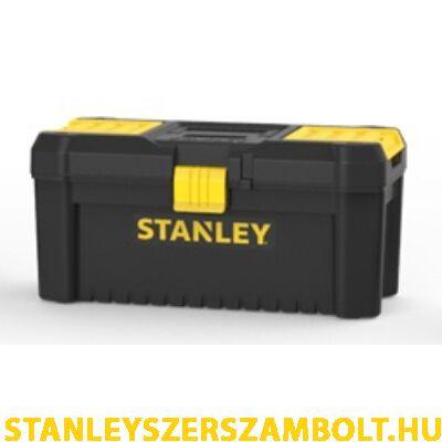 """Stanley 12,5"""" szerszámosláda csavartartóval, műanyagcsatos (STST1-75514)"""